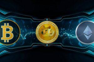 doge-bit-coin-ethereum